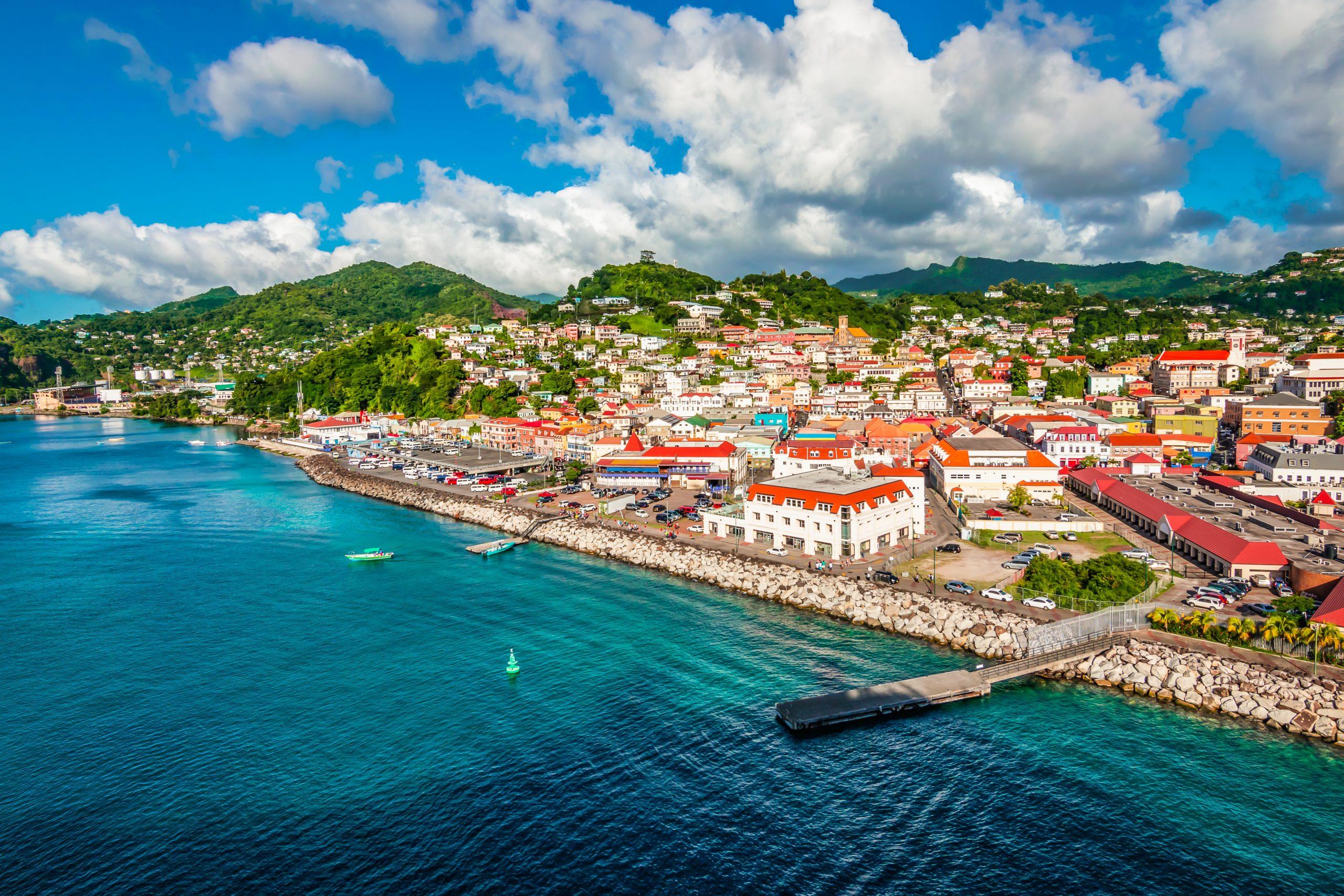 Недвижимость на Гренада для получения гражданства кариб